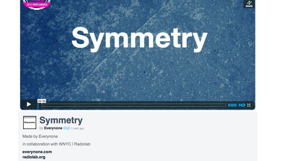 Spendenbutton unter Vimeo-Video: Kreditkarte oder PayPal für Anerkennung