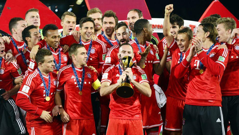 Club-WM: Bayern spaziert zu Titel Nummer fünf