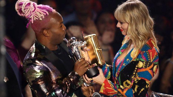 Gewinner bei den MTV Awards: Missy Elliott, Ariana Grande, Taylor Swift
