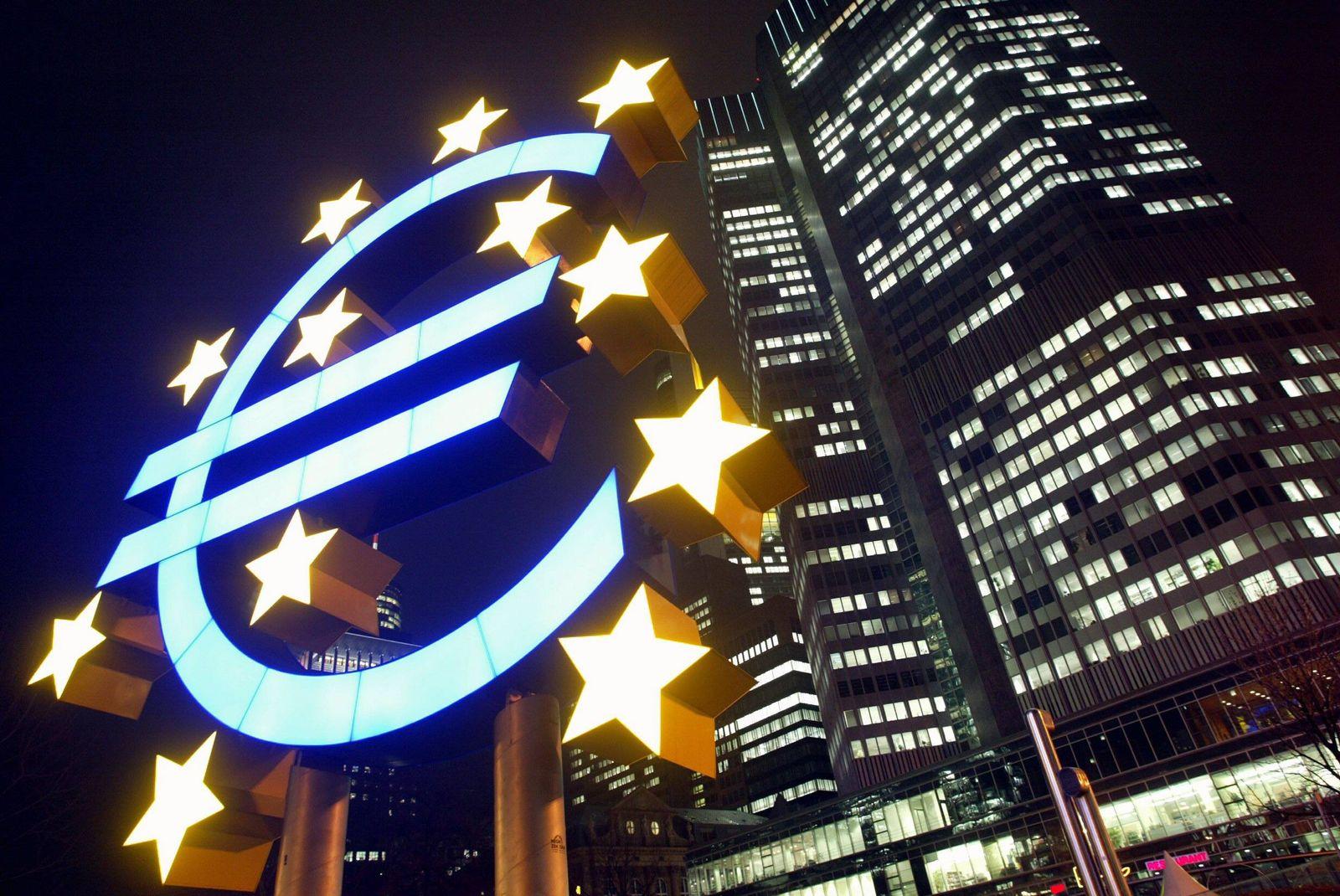 NICHT VERWENDEN Euro EZB ECB