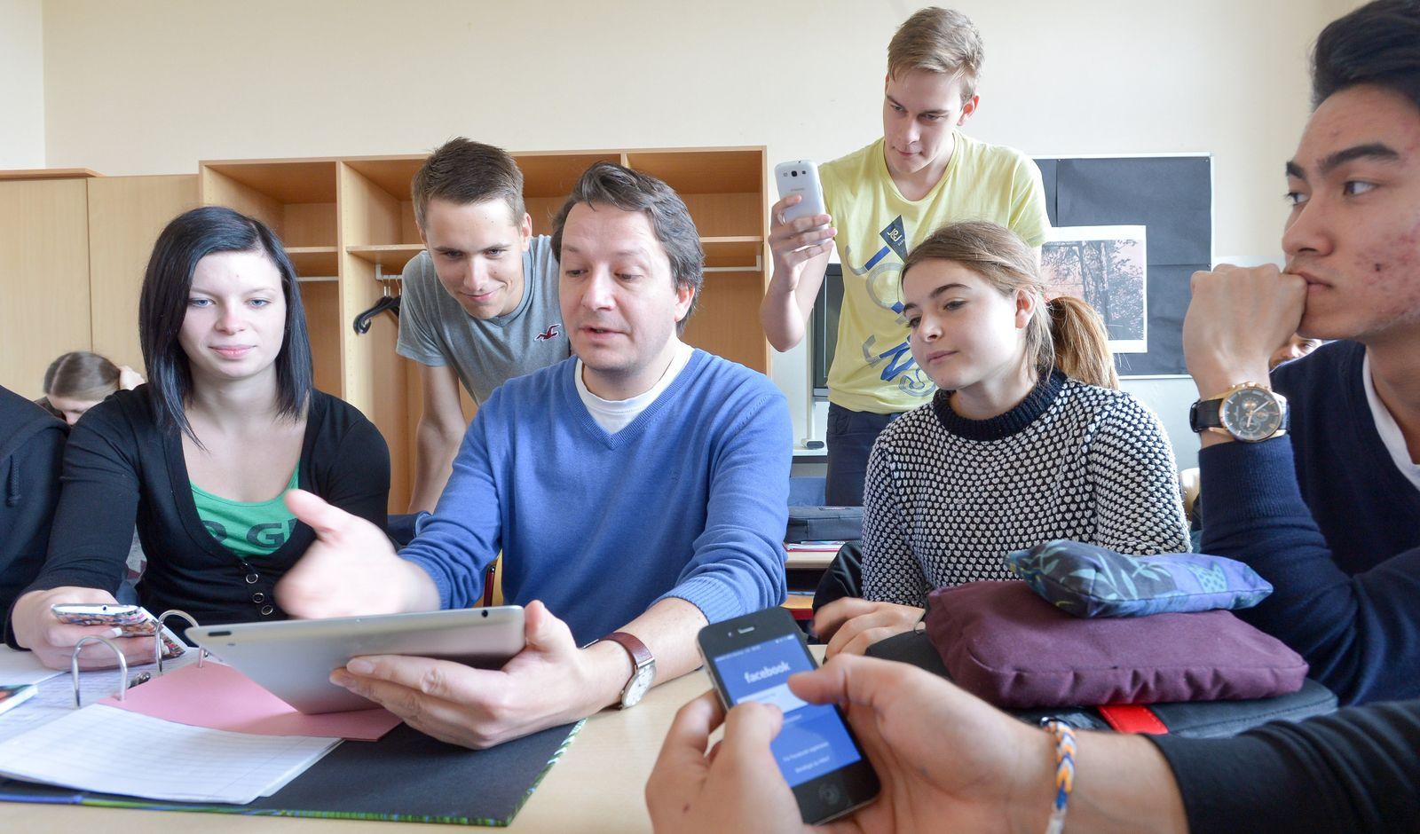 Social Media in der Schule