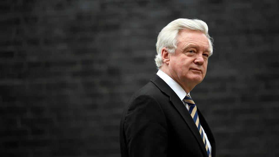 Ex-Brexit-Minister David Davis