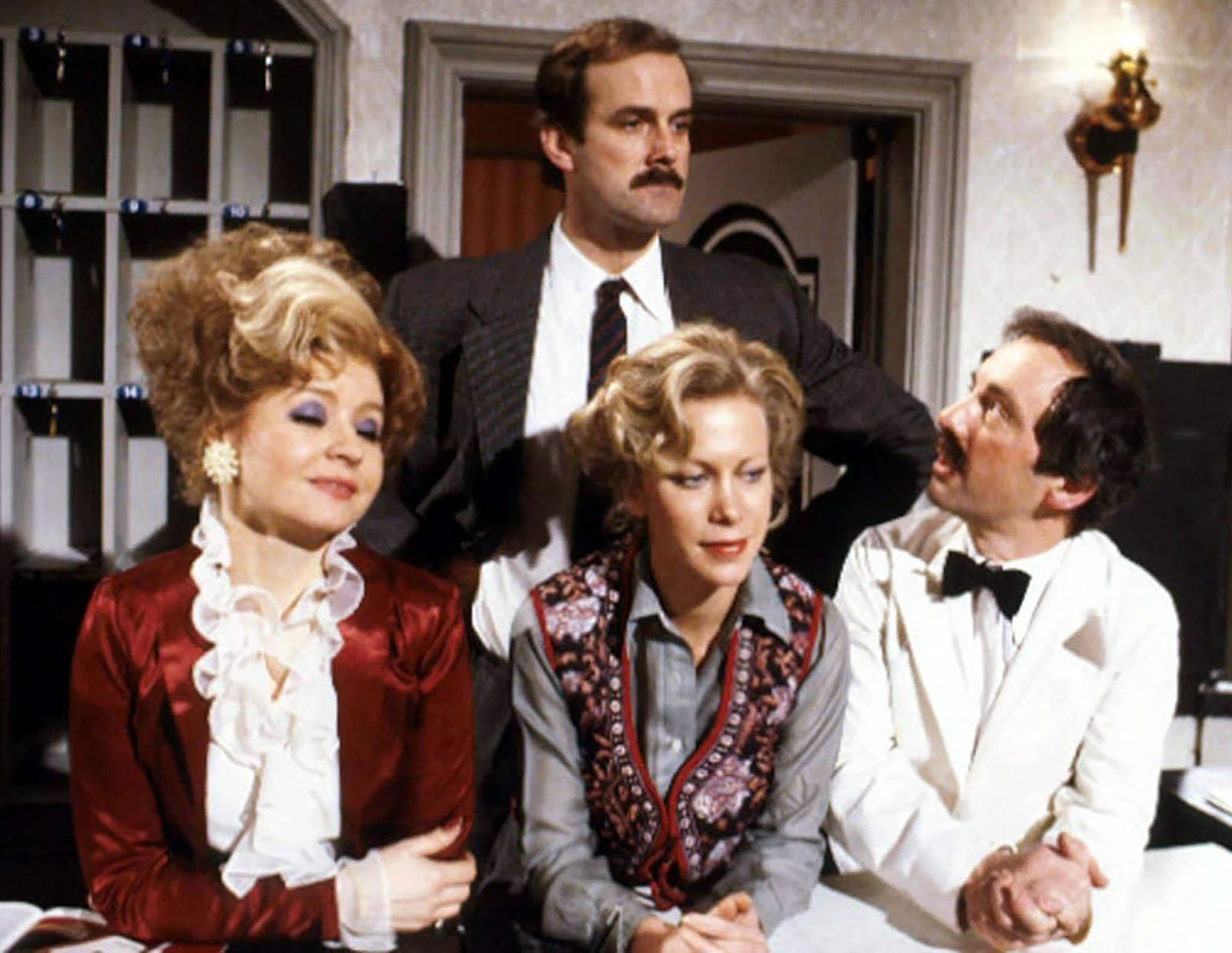 BRITAIN BBC ANNIVERSARY FAWLTY TOWERS