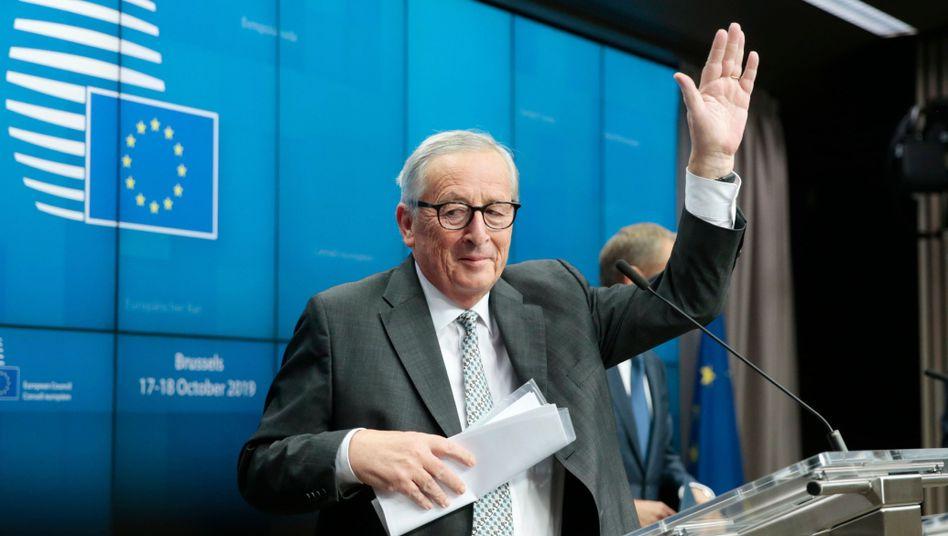 """Jean-Claude Juncker: """"Es würde viel zu lange dauern, meine Erfolge aufzuzählen"""""""