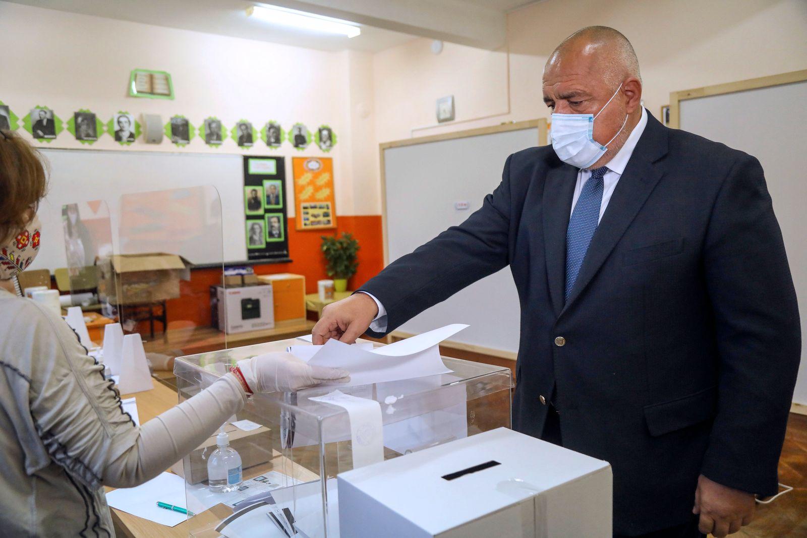 Bulgarien: Borissow verzichtet auf Parlamentsmandat