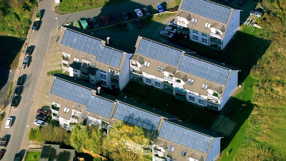 Solardächer in Unna: Die Zellen zu recyclen, ist aufwendig und teuer