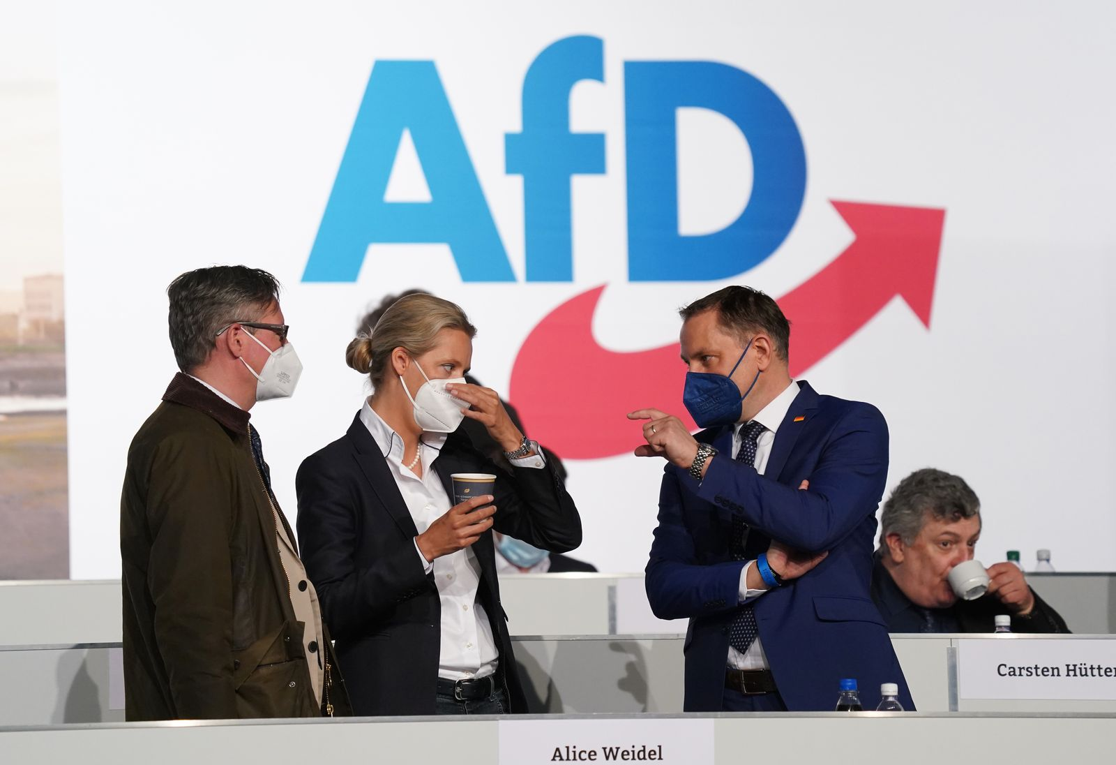 AfD Political Party Holds Federal Congress