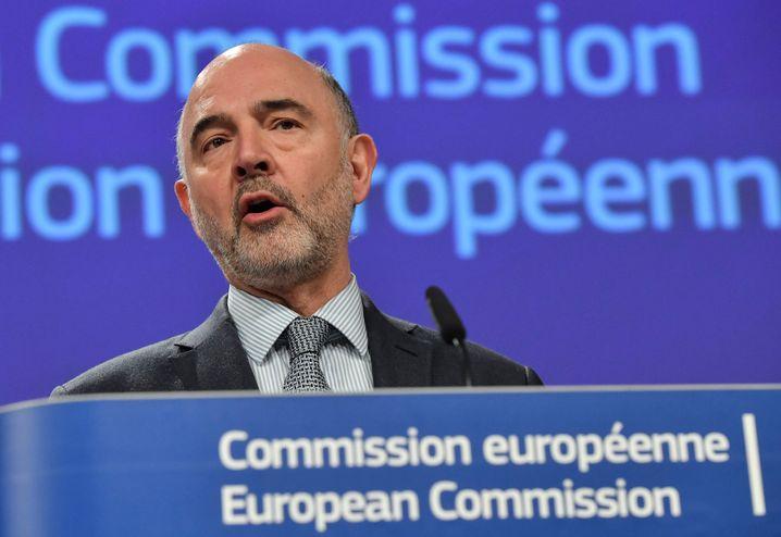 Pierre Moscovici warnt vor radikalen Veränderungen