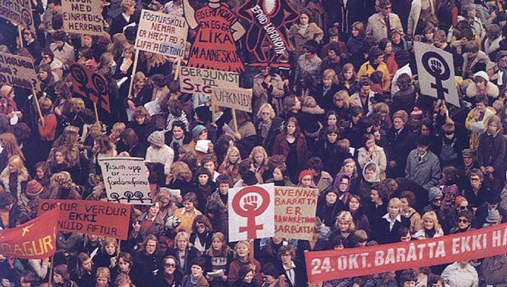 Frauenstreiks in der Geschichte: Organisiert, solidarisch, durchsetzungsstark