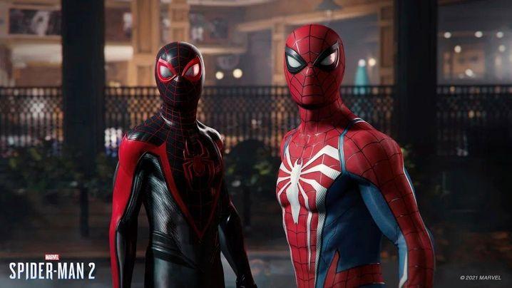 Games aus dem Marvel-Universum: Ankündigungen ohne viel Details
