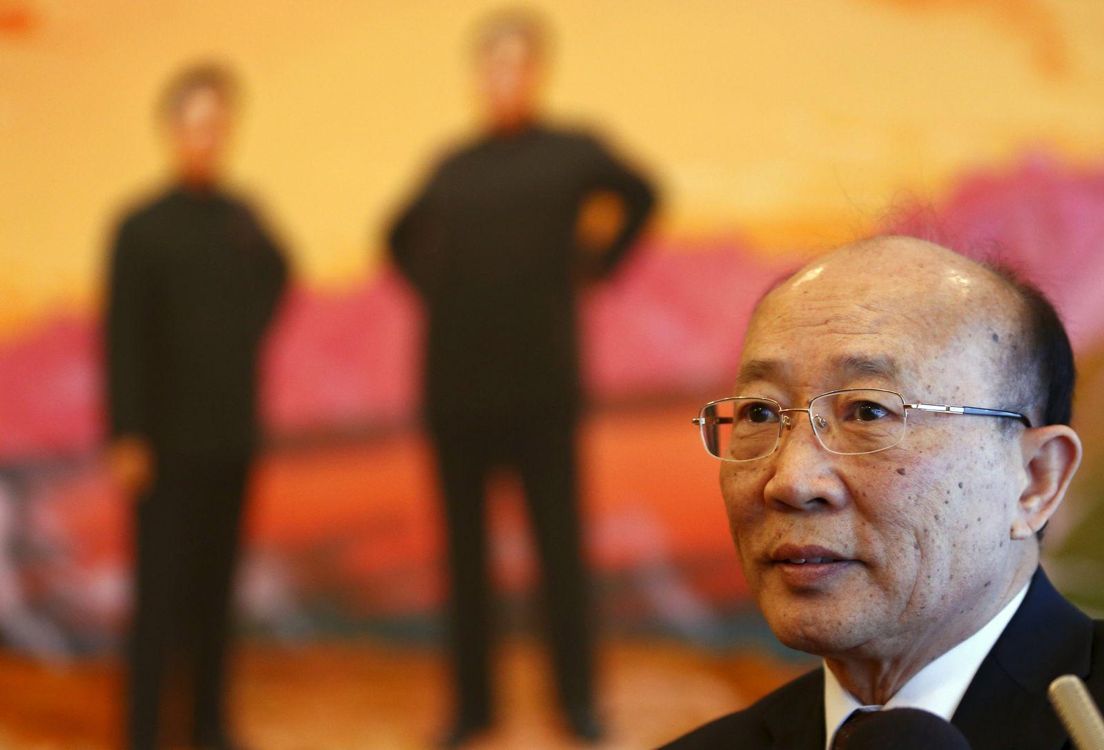 Botschafter So Se Pyong, Nordkorea
