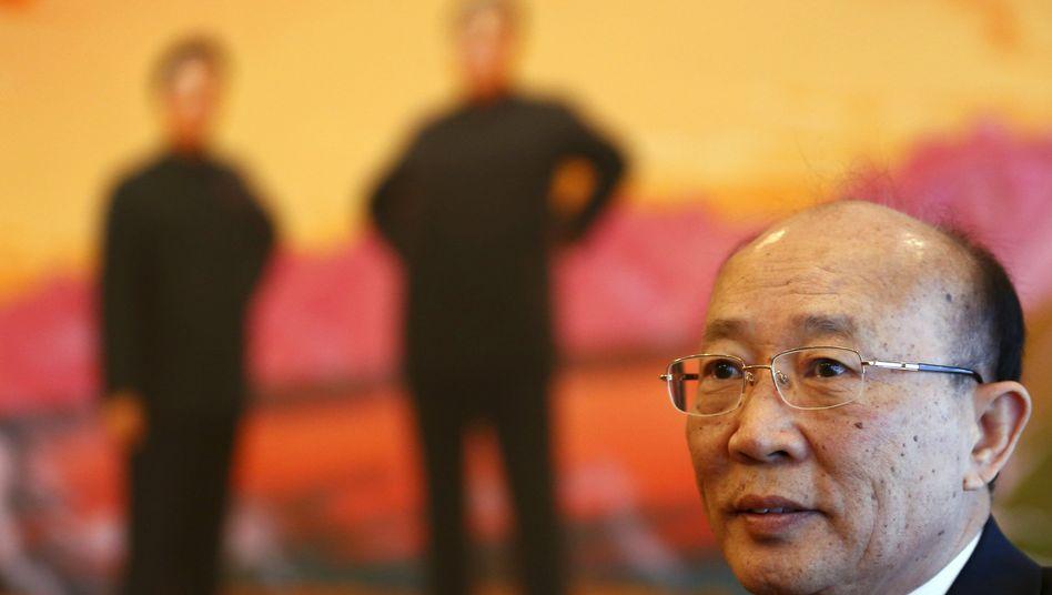 Botschafter von Nordkorea, So Se Pyong