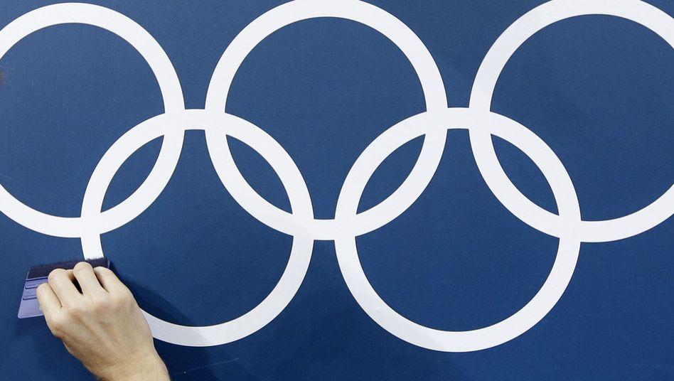 Olympische Ringe: Willkommen zum Tweet-Spektakel