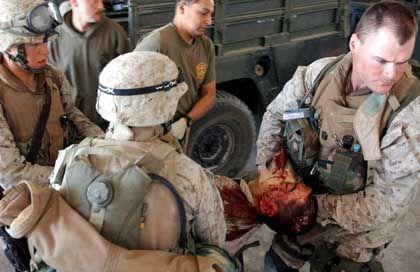 Toter US-Soldat: Probleme bei der Rekrutierung