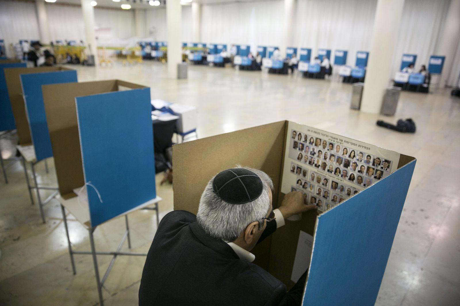 Israel/ Likud
