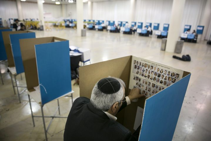 Likud-Wahlen (Archiv)