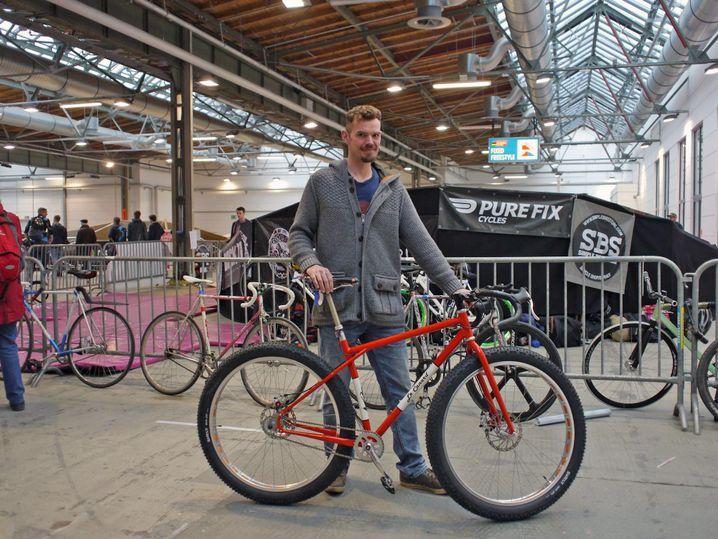 Maßgebaut für Kunden: Stephan Ensthaler und das 29plus-Bike