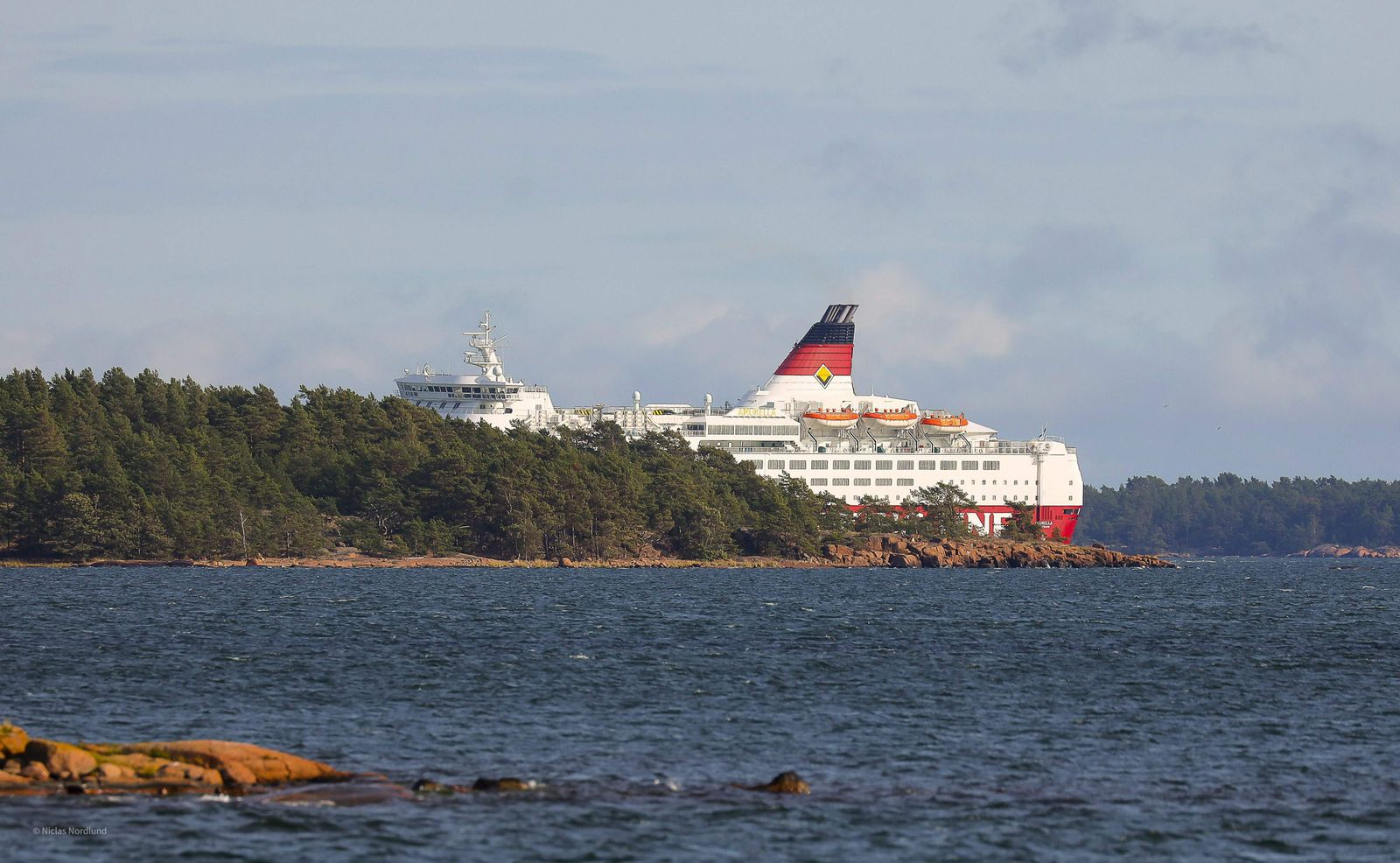 FINLAND-CRUISE-SHIP-ACCIDENT