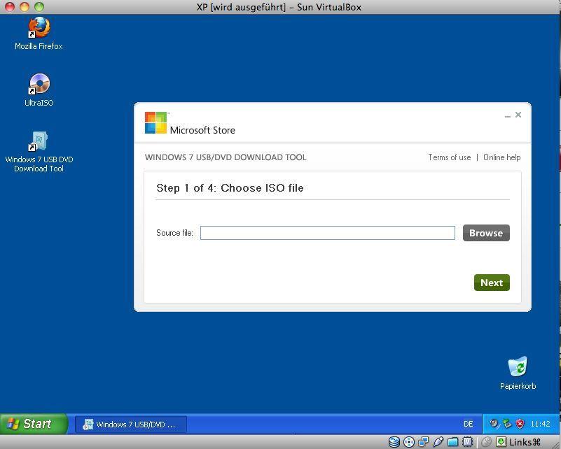 Windows / USB