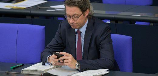 Mobilfunk: Bundesrechnungshof wirft Andreas Scheuer mangelnde Kooperation vor