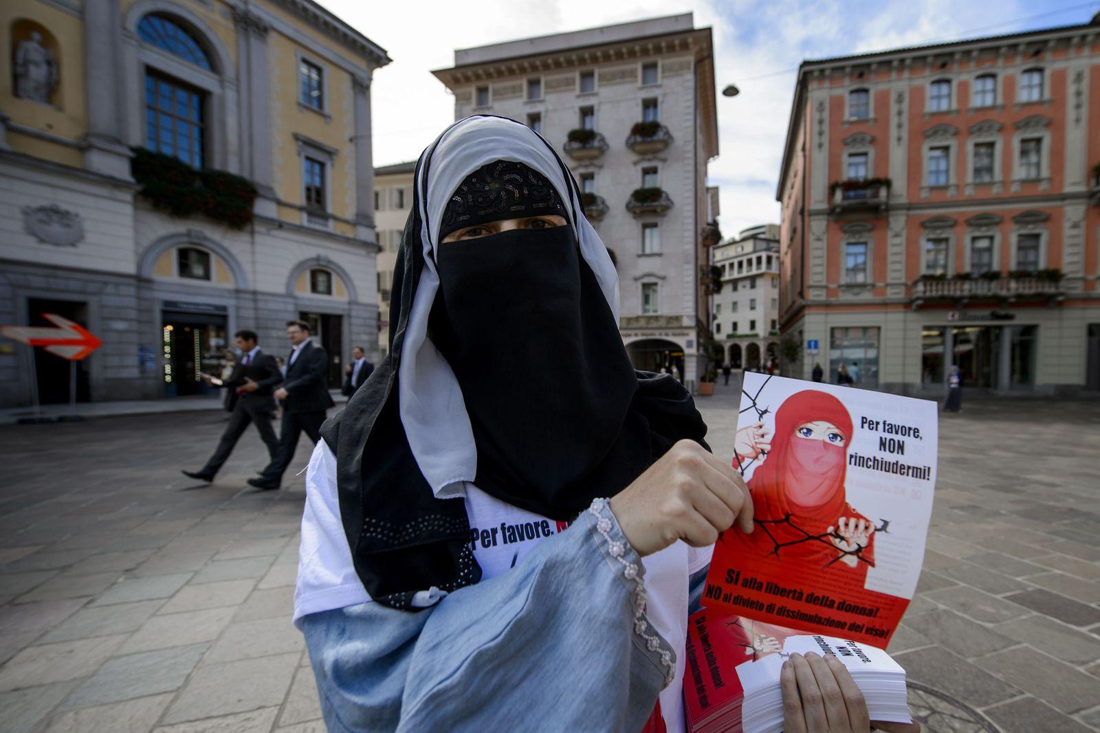 SWITZERLAND-ISLAM-VOTE