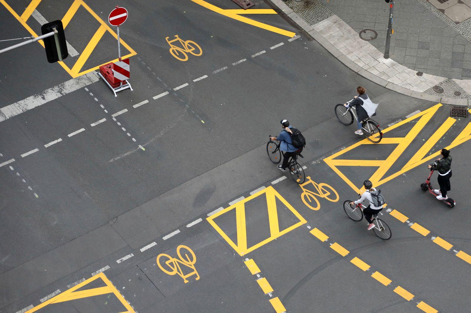 Autofreie Friedrichsstraße - Ein Projekt zur Flaniermeile Friedrichstraße
