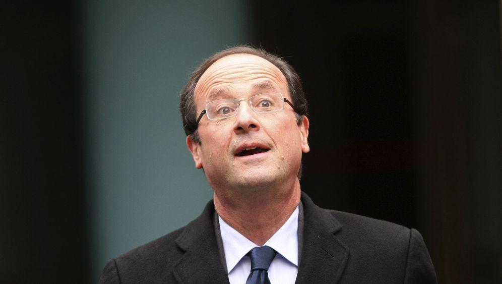 Frankreich wählt: Präsidentschaftskandidaten an der Wahlurne