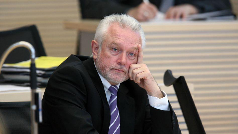 """Unzufriedener Wolfgang Kubicki: """"Attacken nicht länger hinnehmen"""""""