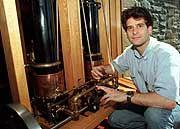 Dean Kamen versprach eine Erfindung, die die Welt verändern sollte - und meinte damit den Alu-Roller für das neue Jahrtausend