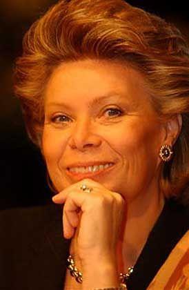 """EU-Kommissarin Reding: """"Versuch, in einem wirtschaftlich zentralen Sektor den Wettbewerb auszuhebeln"""""""