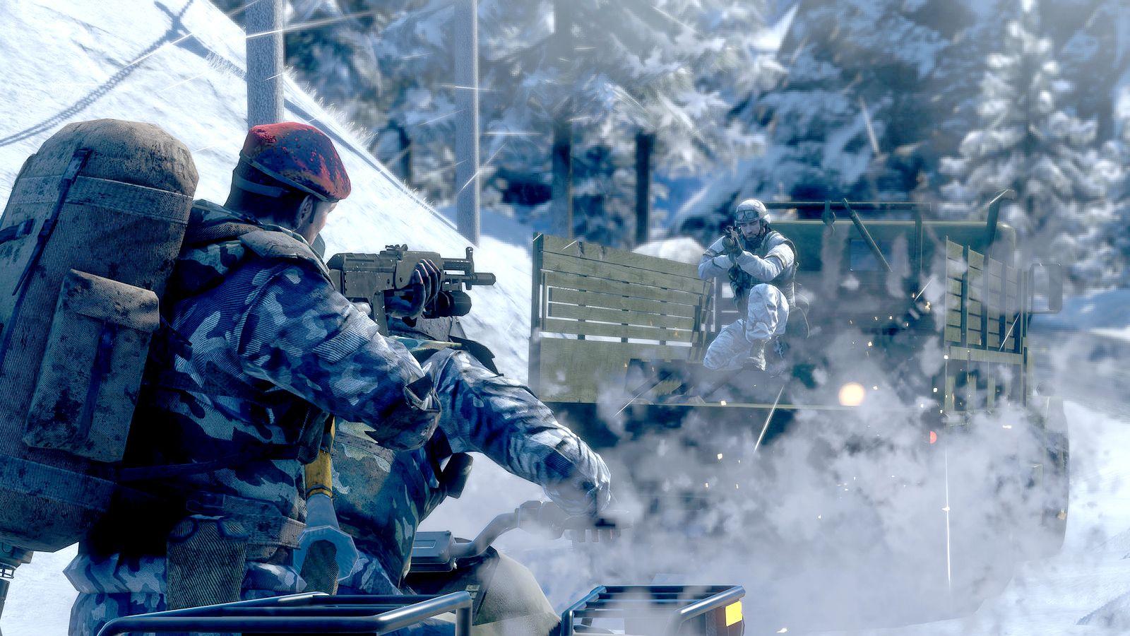 SCREENSHOT / Battlefield