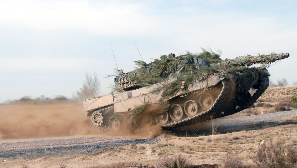 "Kampfpanzer ""Leopard 2"": ""Deutsche Sondervorschriften aufheben"""