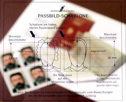 """Biometrisches Foto: """"Überwachungsmoloch orwellschen Ausmaßes"""""""
