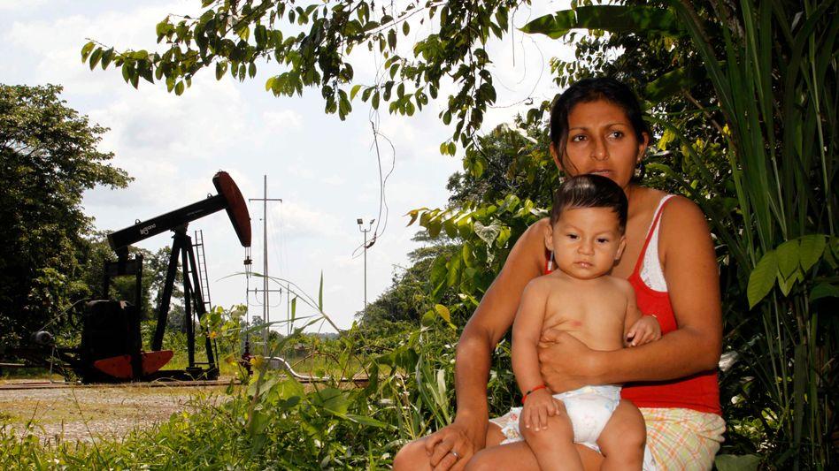 Ölförderung in Lago: Gewaltige Schadensersatzforderung