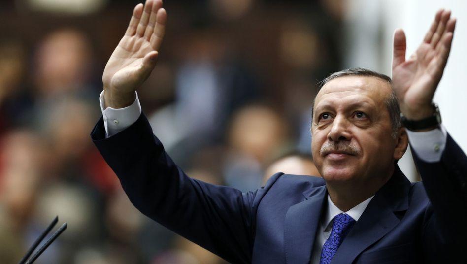 Erdogan in der Köln-Arena (2008): Aufregung in der Assimilation-Debatte
