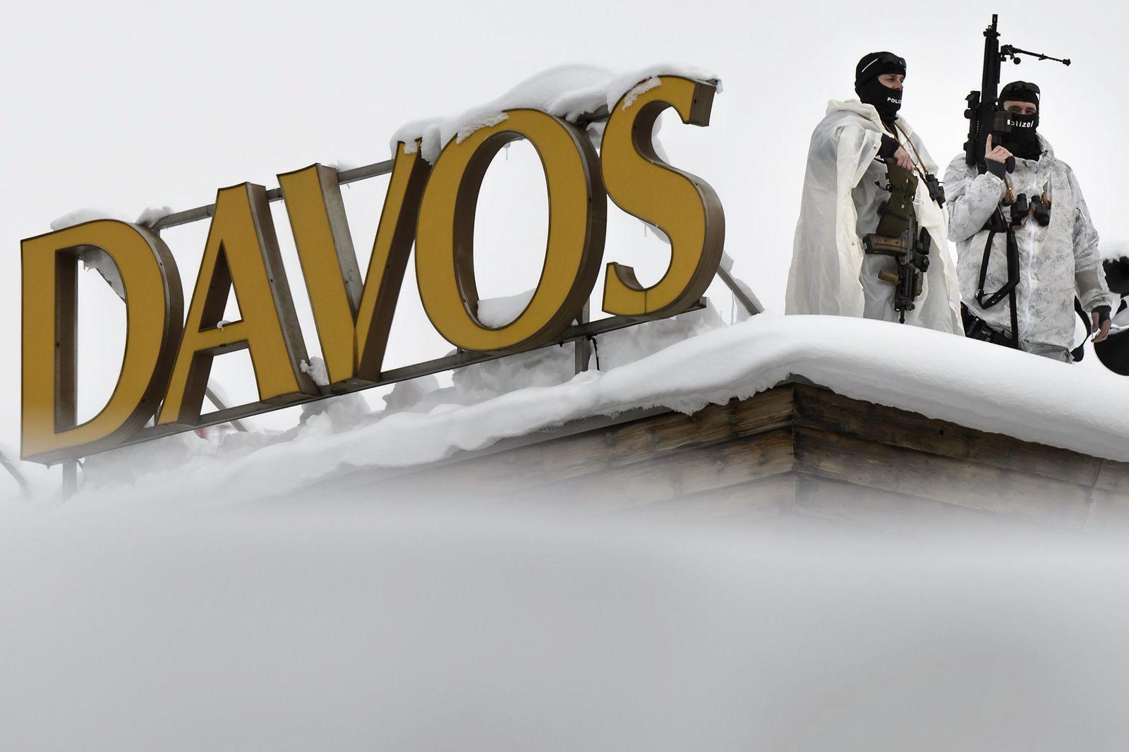 Davos/ WEF