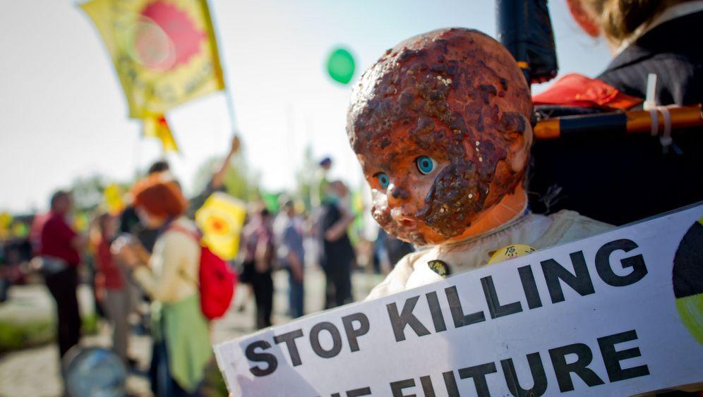 Atomkraft-Gegner: Zehntausende auf der Straße