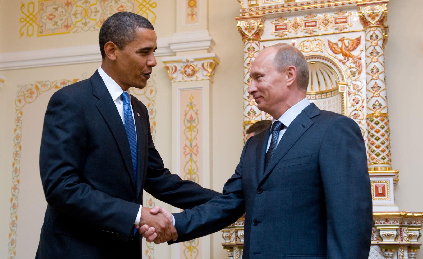 Obama / Putin
