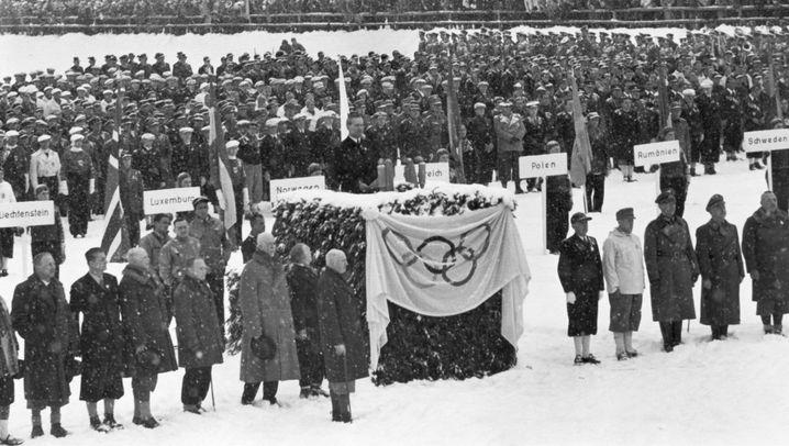 Olympische Spiele in Garmisch-Partenkirchen: Das Winterspektakel