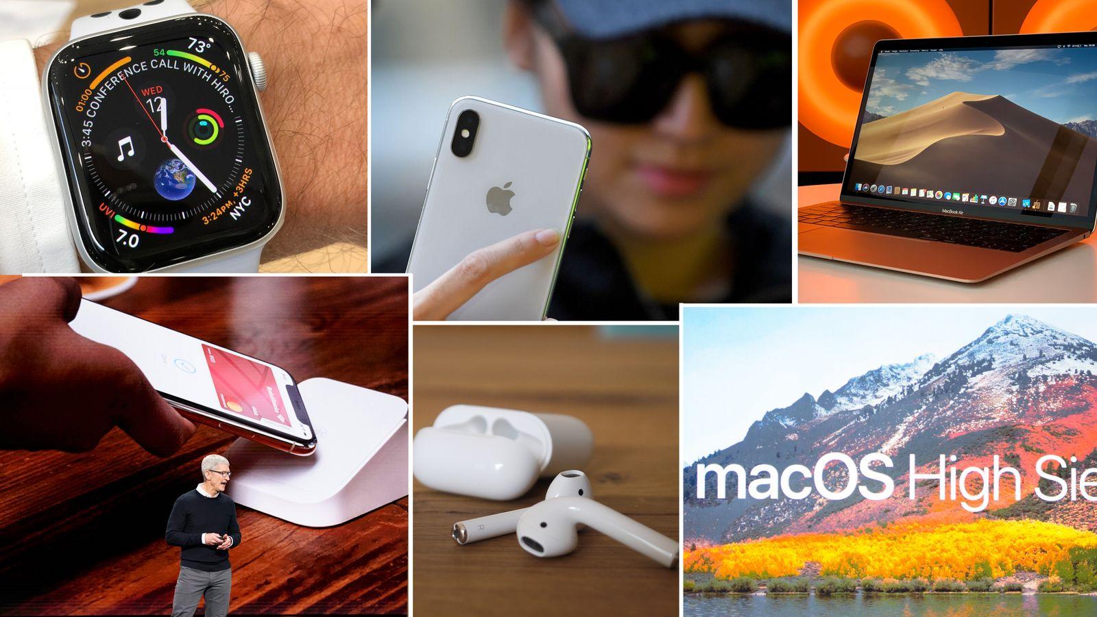 Apple Produkte Kombo