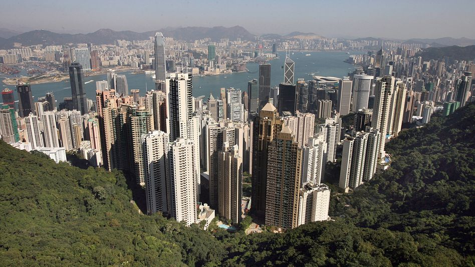 Hongkong: Einer der teuersten Immobilienmärkte der Welt