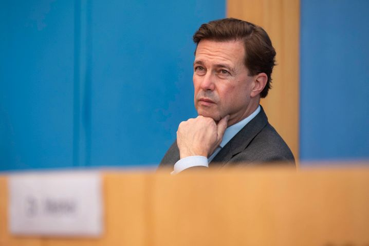 Regierungssprecher Steffen Seibert