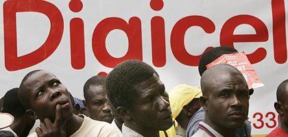 Digicel auf Haiti: Gleichzeitig Gewinne und die lokale Wirtschaft verbessern