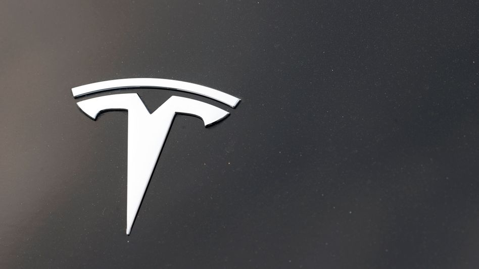 Tesla-Logo (Symbolbild)
