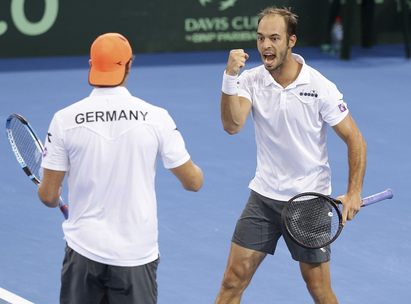 Australia Germany Davis Cup Tennis