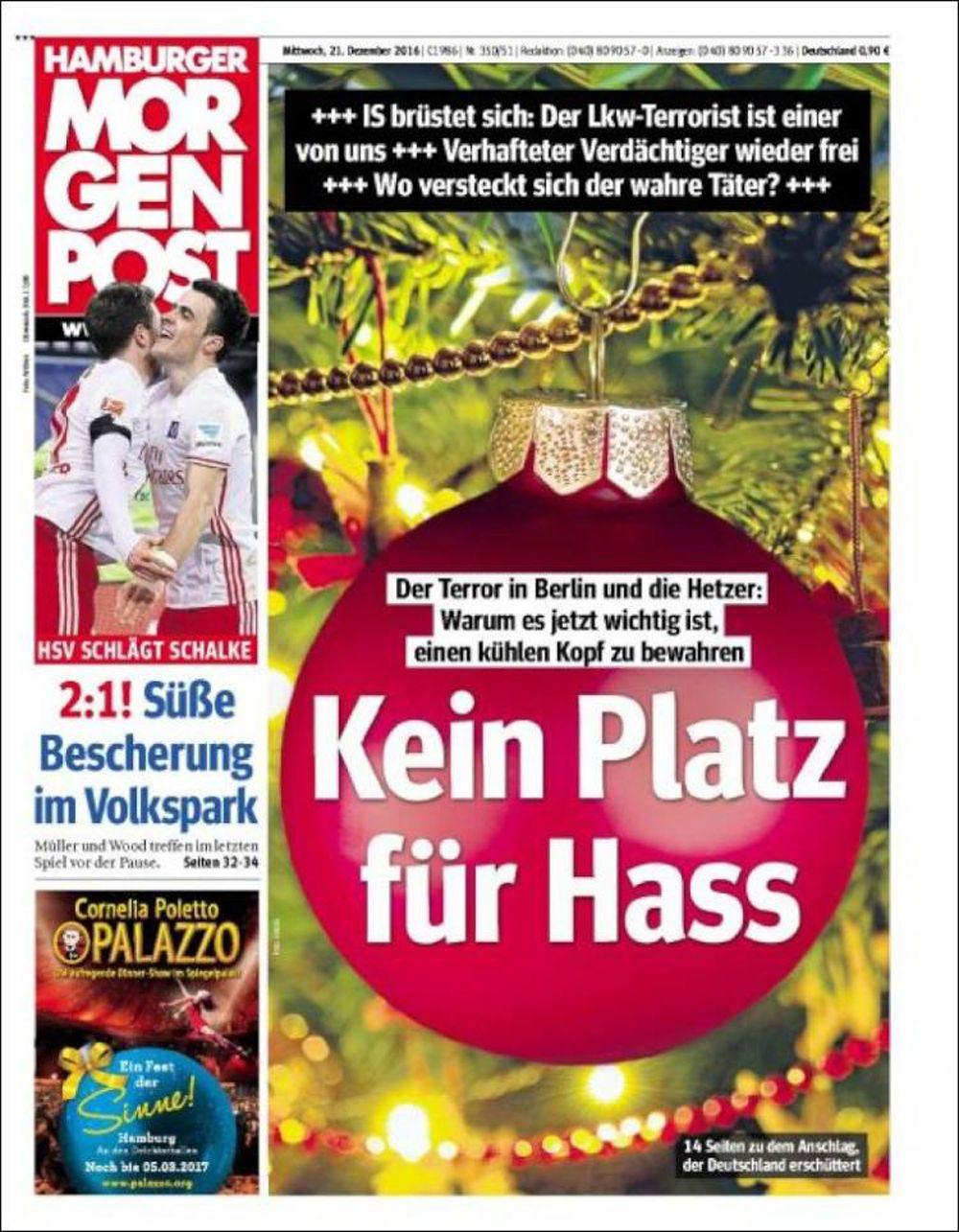 Cover Presseschau Mopo