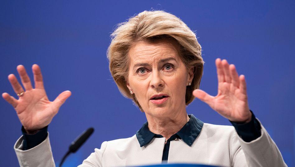 EU will einheitliche Linie bei Corona