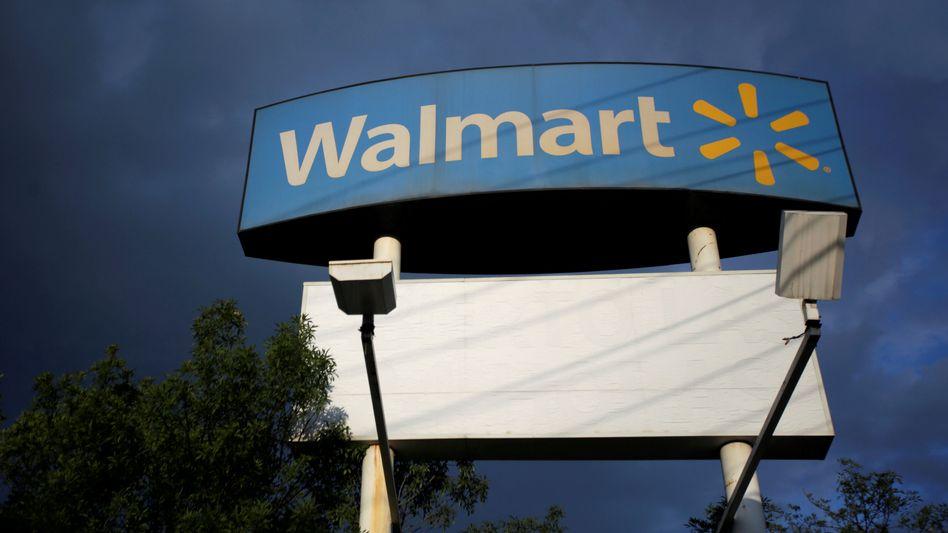 Walmart-Filiale in Mexiko