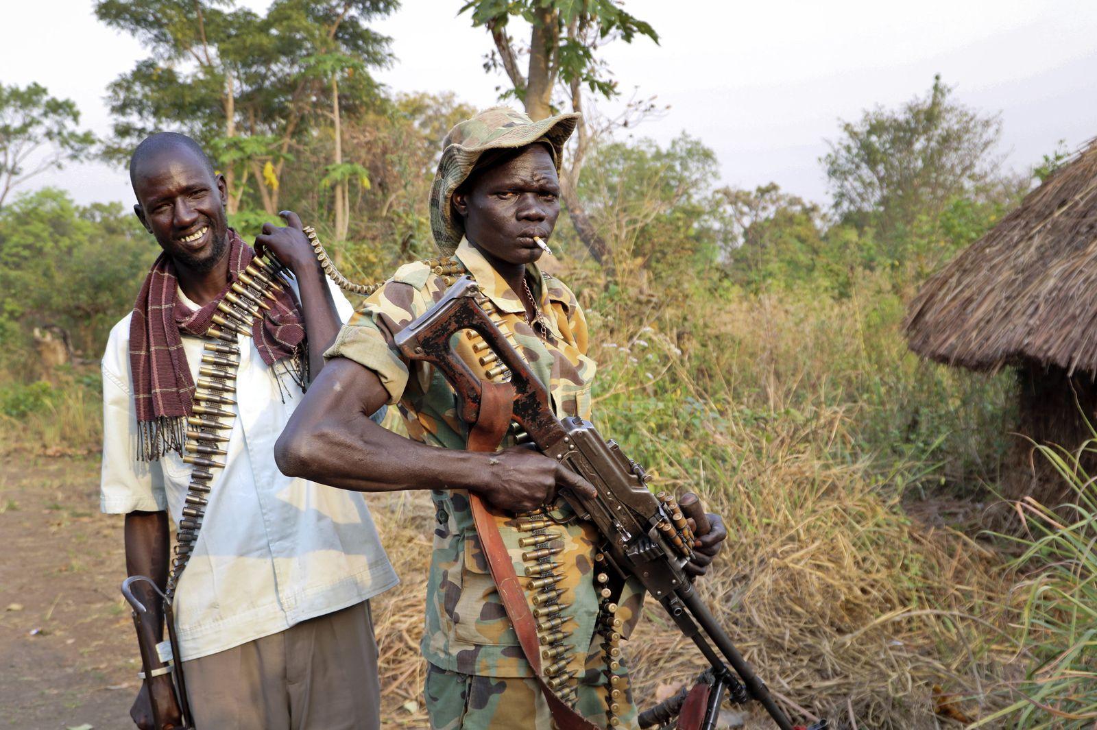 South Sudan Fragile Peace