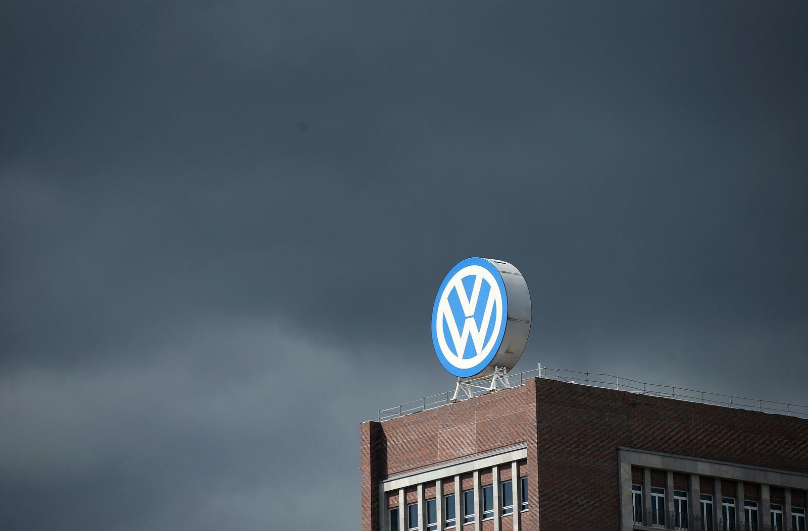VOLKSWAGEN / Milliardenbußgeld gegen VW